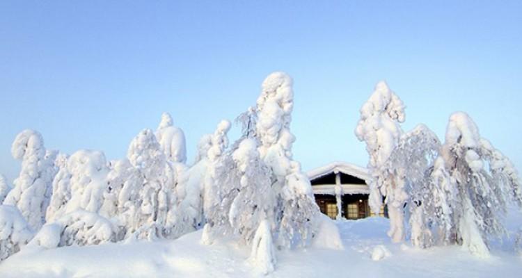Viaggio Paese Babbo Natale.Finlandia Lapponia E Rovaniemi Viaggio Nel Paese Di Babbo