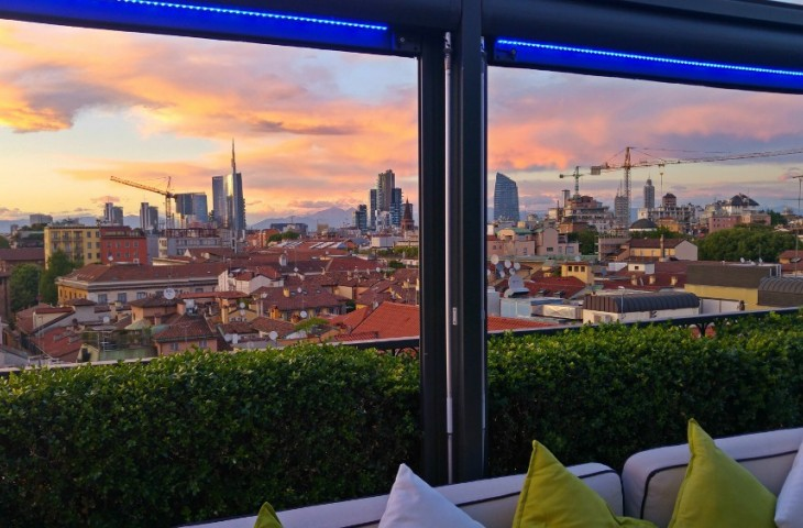 Best Terrazza Milano Aperitivo Photos - Design Trends 2017 ...