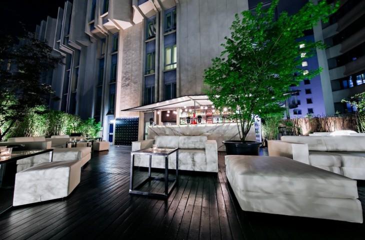 I dieci migliori posti per un aperitivo in terrazza a Milano