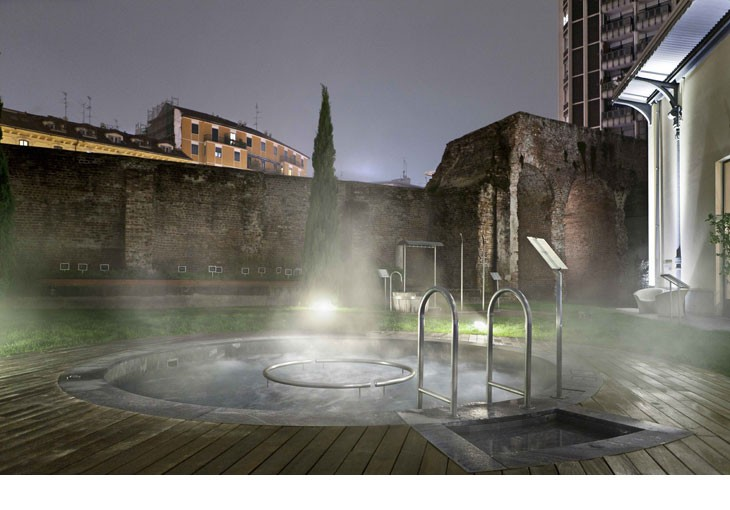 Le migliori spa di milano tra hotel di lusso e terme storiche - Piscina porta romana milano ...