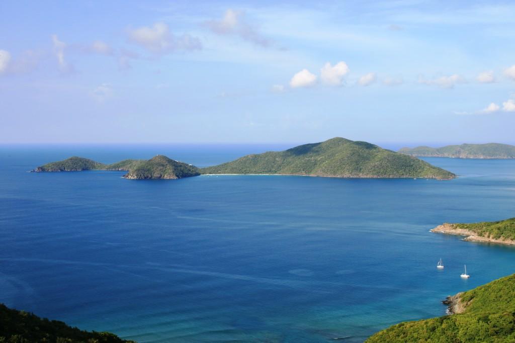 Isole Vergini Britanniche: Guana Island