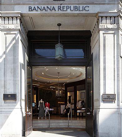 Banana republic il brand del viaggiatore agenda viaggi for Banana republic milano sito ufficiale