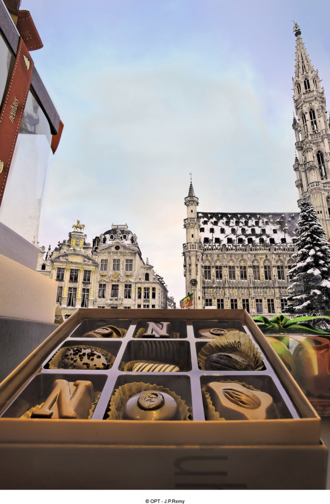 Cosa vedere a Bruxelles: Chocolats Grand'Place