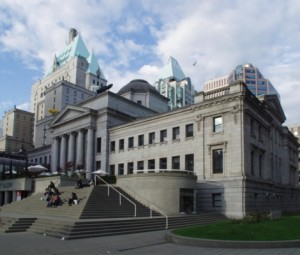 VISITARE VANCOUVER: ART GALLERY