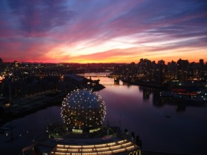 VISITARE VANCOUVER: SCIENCE WORLD E FALSE CREEK