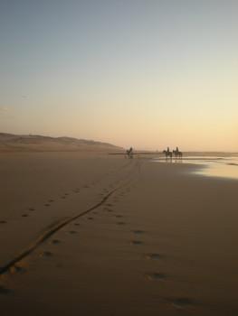 Spiaggia Mogador, foto Delmira Ingegno
