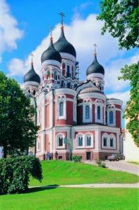 Cattedrale Alexander Nevsky, Tallinn Estonia (foto di Tavi Greep)