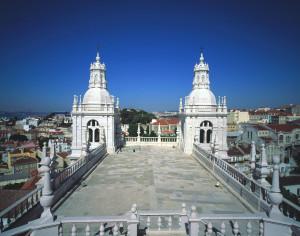Igreja de Sao Vicente de Fora - Lisboa @Jose Manuel