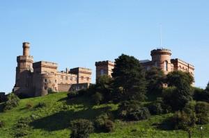 Castle on Hill, Inverness, Scotland