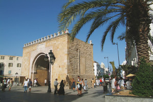 Tunisi-gente