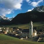 Alta Pusteria in Alto Adige: panorama di Sesto e delle Dolomiti