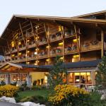 Hotel Bad Moos in Alta Pusteria: foto dell'esterno