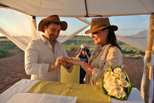 Cerimonia in Namibia: sposarsi all'estero con Mister Wedding - matrimonio esotico