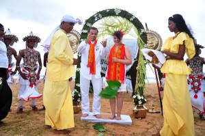 Cerimonia in Sri Lanka: sposarsi all'estero con Mister Wedding - matrimonio esotico