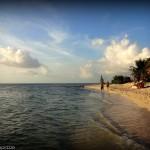 Isola-di-Cozumel-Messico-mar-dei-Caraibi-spiaggia