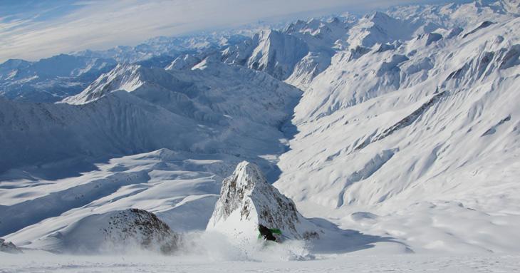 sciare-sul-monte-bianco