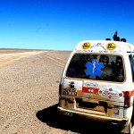 il grande khan. Viaggio a Ulan Bator - Deserto