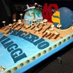Frigerio Viaggi torta di compleanno