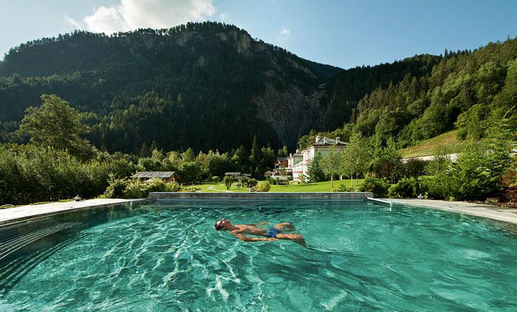 Courmayeur e il monte bianco una vacanza glamour - Hotel in montagna con piscina ...