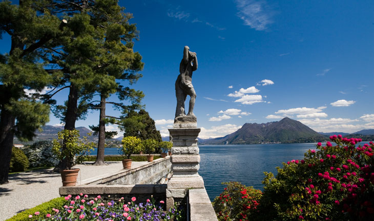 Weekend alle isole borromee e villa taranto for Hotel saini meuble stresa italy