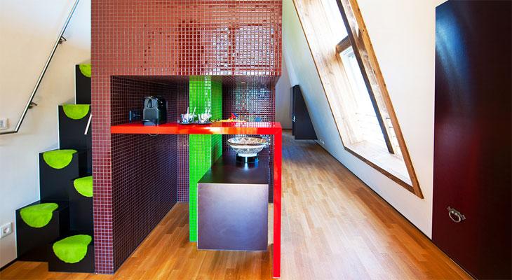 A innsbruck apre il nala l 39 hotel individuale for Essere minimalisti