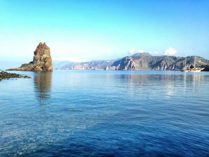 mare isole eolie