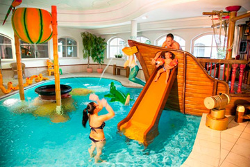 Top ten dei baby hotel - Hotel in montagna con piscina ...