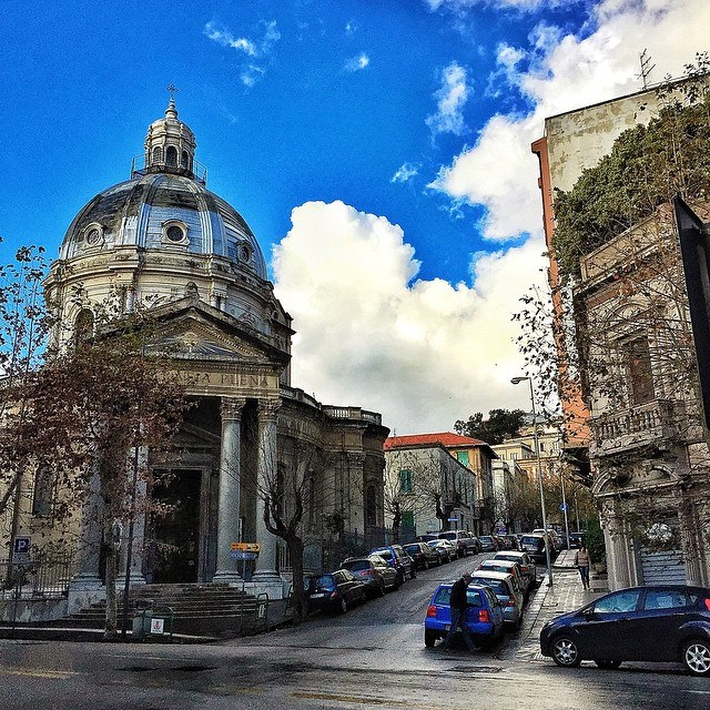 Messina Chiesa S. Eustochia