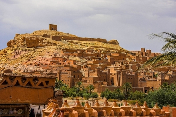 Ait Ben Haddou, patrimonio Unesco, la kasbah location di tanti film famosi