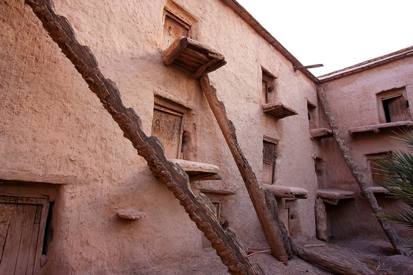 L'Agadir di Ait Ikin