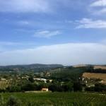 panorama della provincia di Terni
