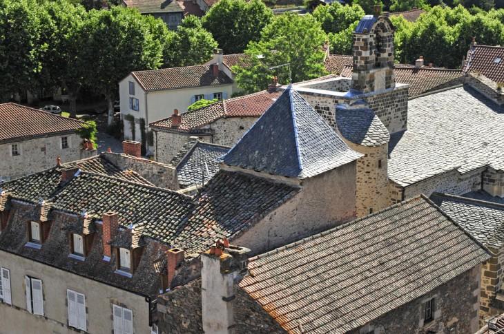 Villaggi di Francia Alvernia Blesle
