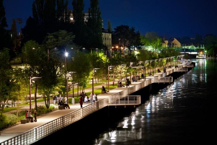 La notte di Vichy, Alvernia