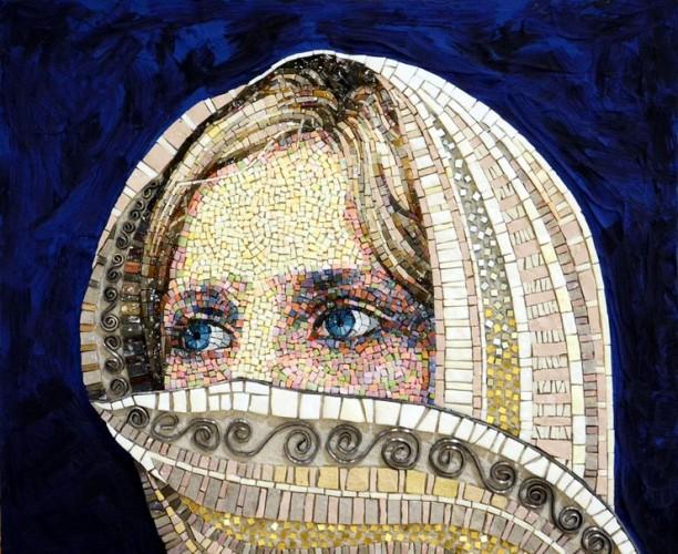 Mosaico scuola di Spilimbergo Pordenone
