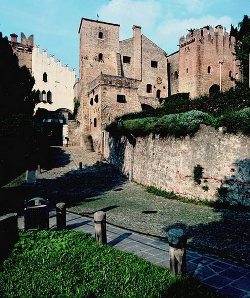 Il Castello Cini a Monselice
