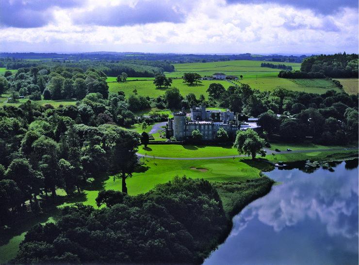 Lusso Hotel in castello Irlanda