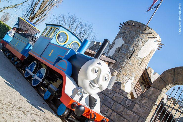 Gita a Leolandia trenino Thomas