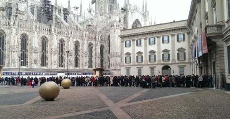 Gioielli alla moda in mostra a palazzo reale agenda viaggi - Mostre design milano ...