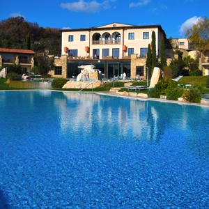 Romantico hotel adler thermae di bagno vignoni - Alberghi bagno vignoni ...