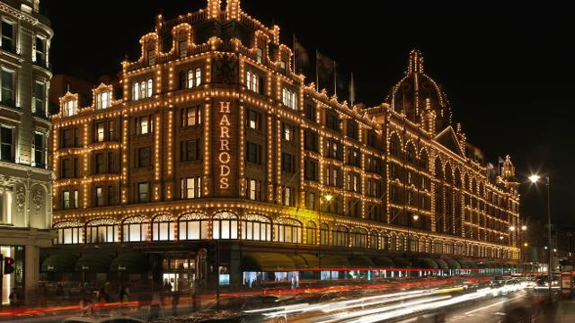 -® VisitLondon - Harrods