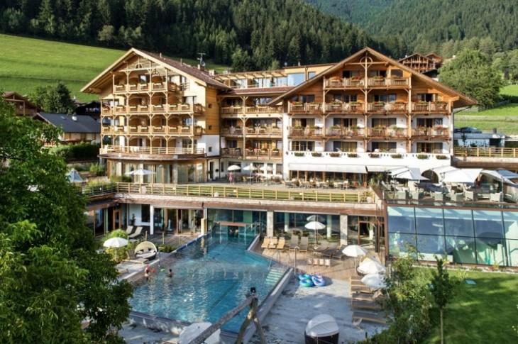 Sonnwies, hotel per famiglie in Alto Adige