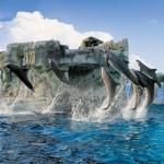 weekend a riccione delfini