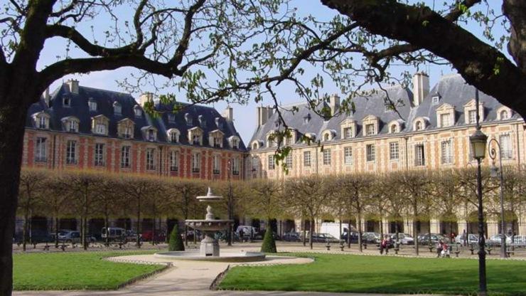 marais il quartiere pi bello di parigi