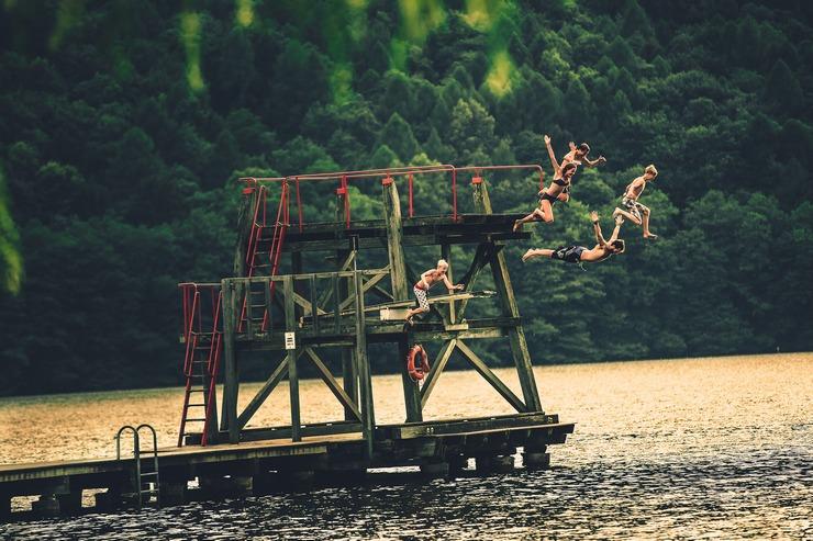 Cosa fare a Levico Terme e dintorni: water fun