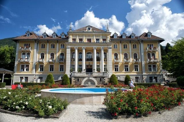 Cosa fare a Levico Terme e dintorni: Grand Hotel Imperial