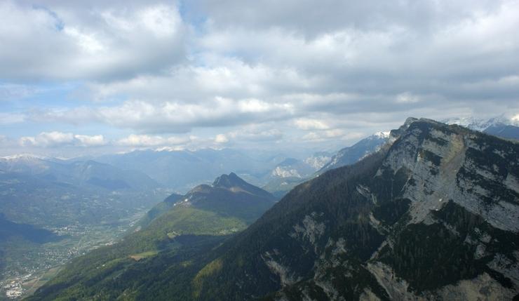 Cosa fare a Levico Terme e dintorni: panorama dai 1908 metri di Punta vezzena