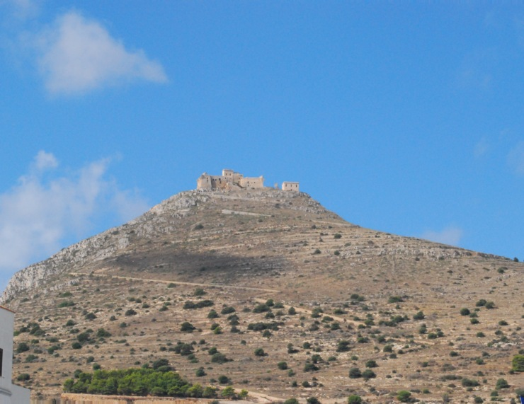 Castello di Monte Santa Caterina