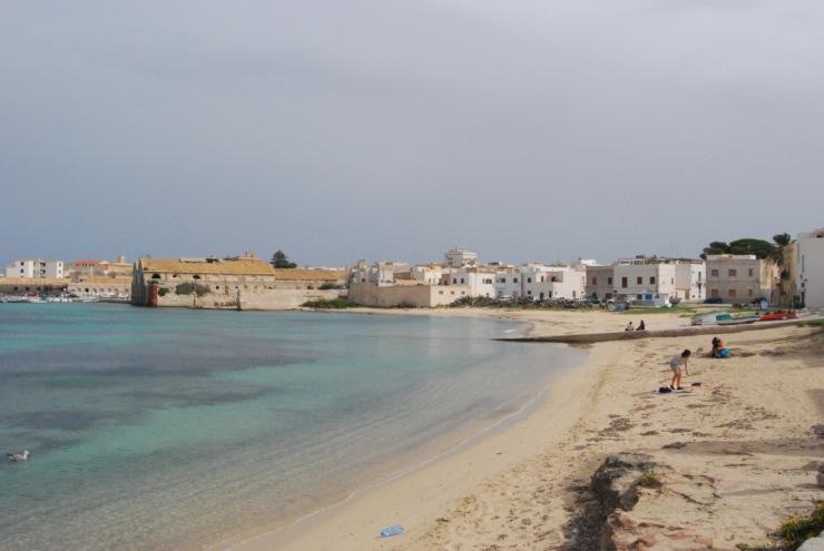 le più belle spiagge di Favignana: Praia