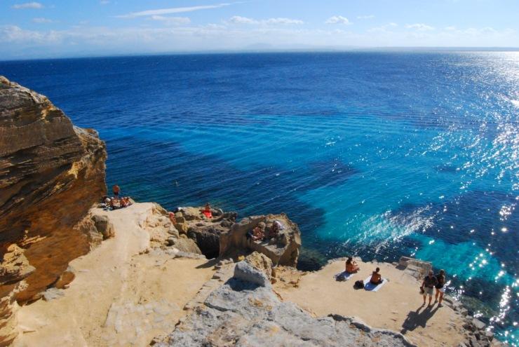 le più belle spiagge di Favignana: spiaggia del Bue Marino
