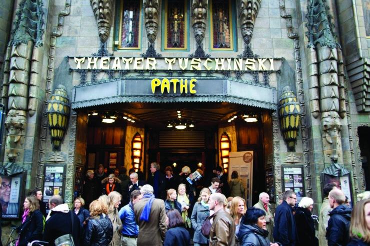 viaggio ad amsterdam: Tuschinski Theatre
